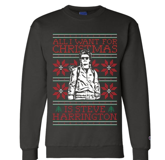 Steve Ugly Sweater