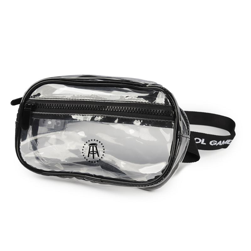 Barstool Gameday Clear Fanny Pack