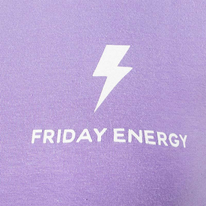 Friday Energy Cropped Tee