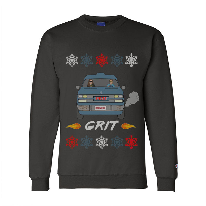 Grit Ugly Sweater