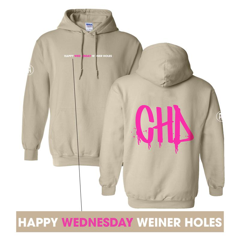 Happy Wednesday Hoodie