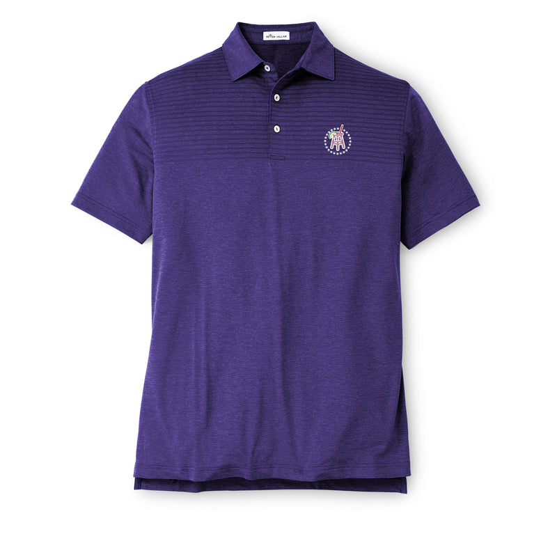 Peter Millar x Transfusion Solid Stretch Jersey Polo II