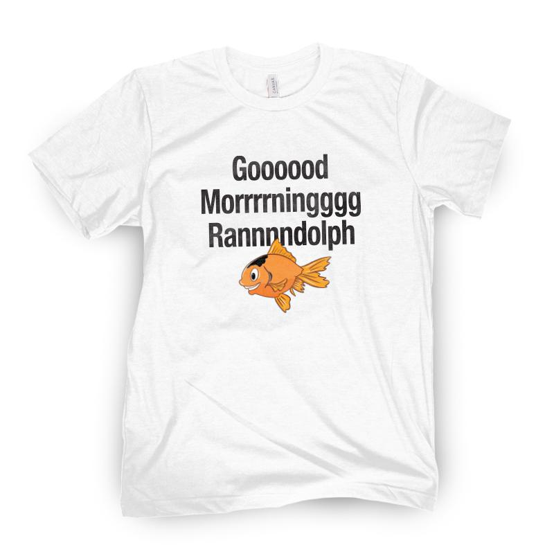 Good Morning Randolph Tee