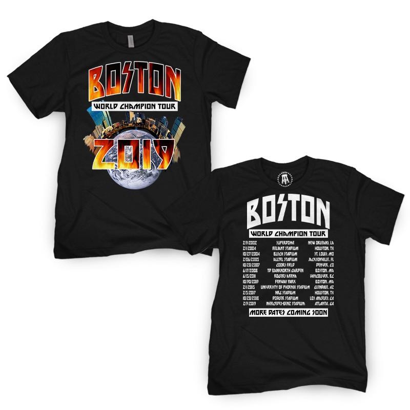 2019 World Championship Tour Tee
