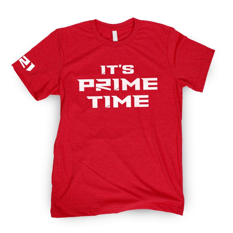 It's Prime Time Tee