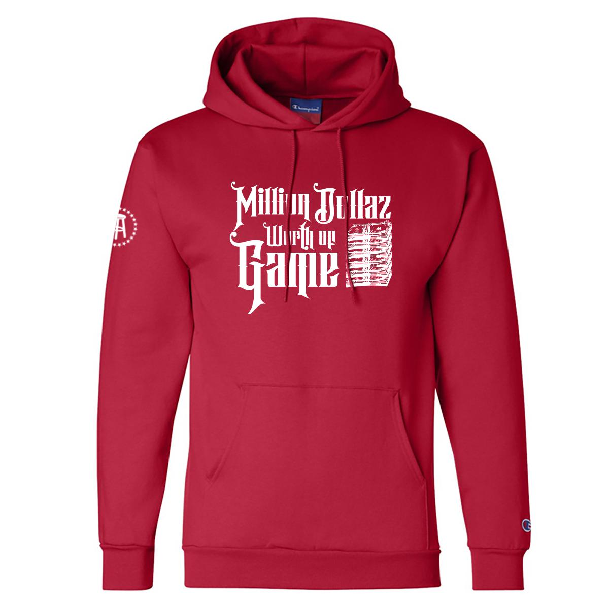 Million Dollaz Worth of Game Stacks Hoodie