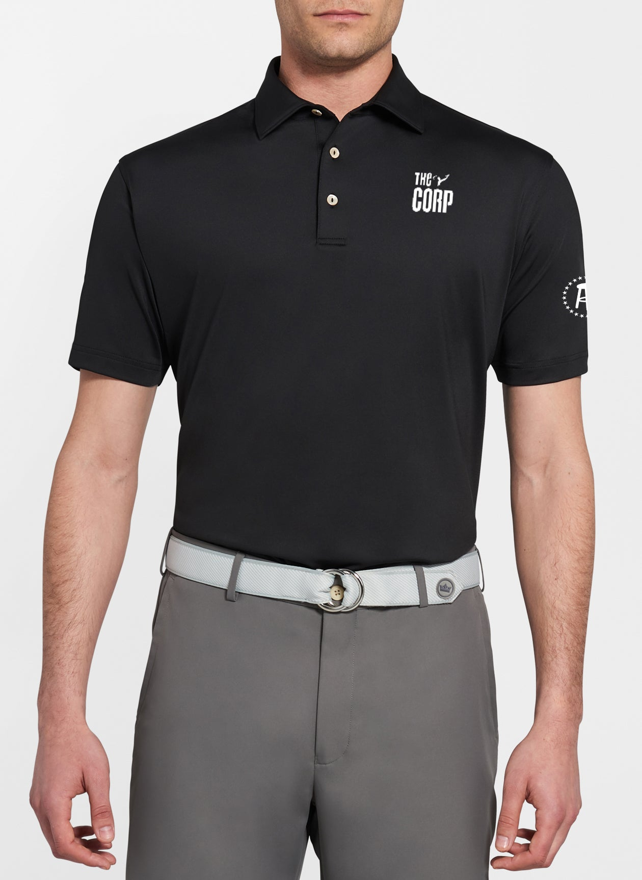 Peter Millar The Corp Polo