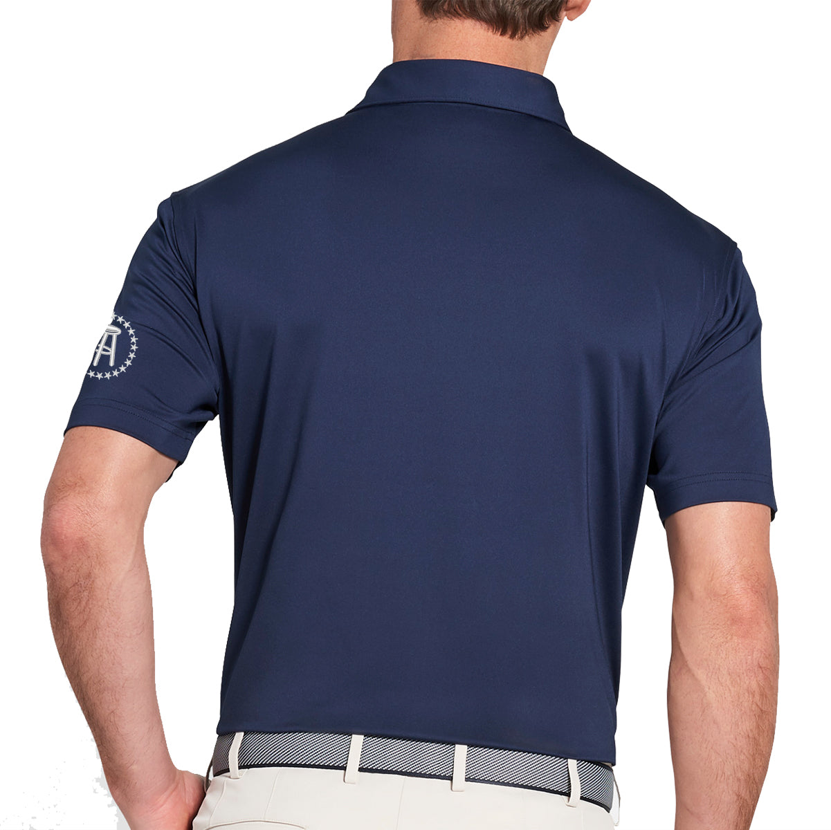 Peter Millar Spittin Chiclets Golf Polo