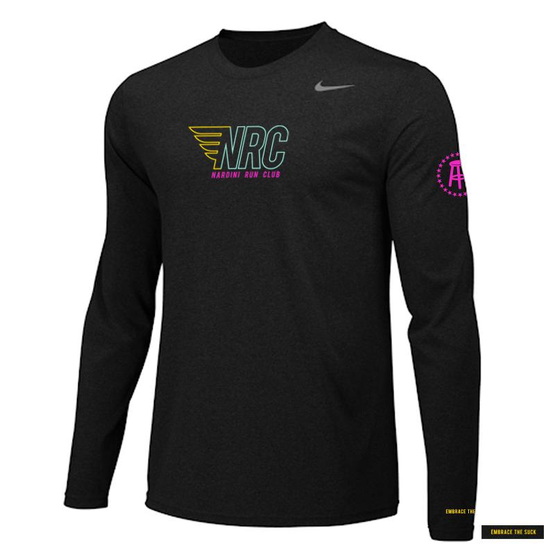 NRC Nike Long Sleeve Tee