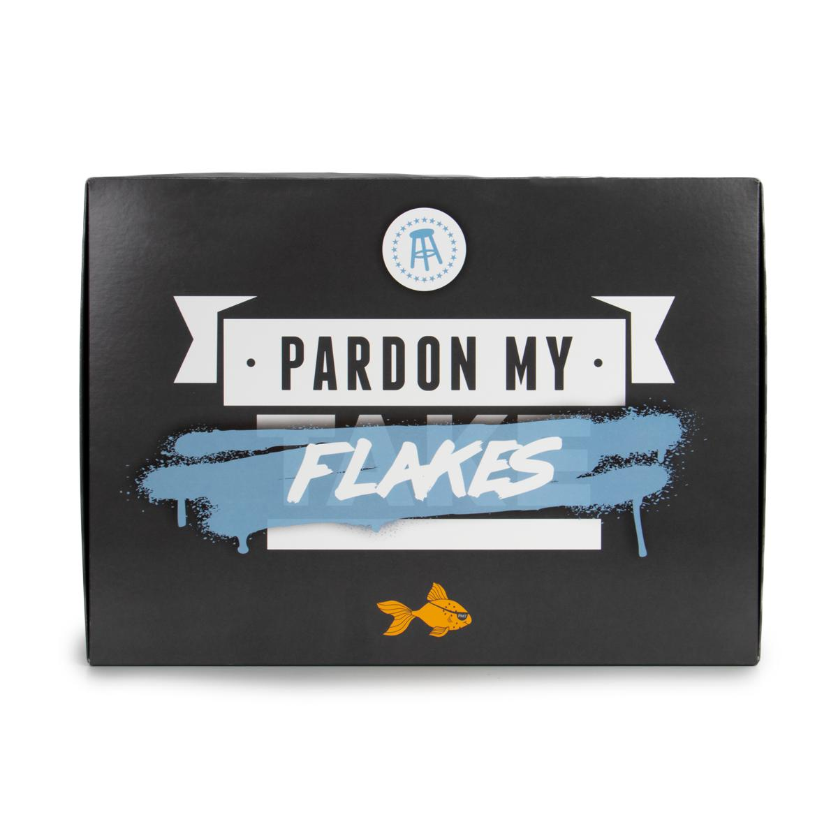 Pardon My Flakes Collector's Box