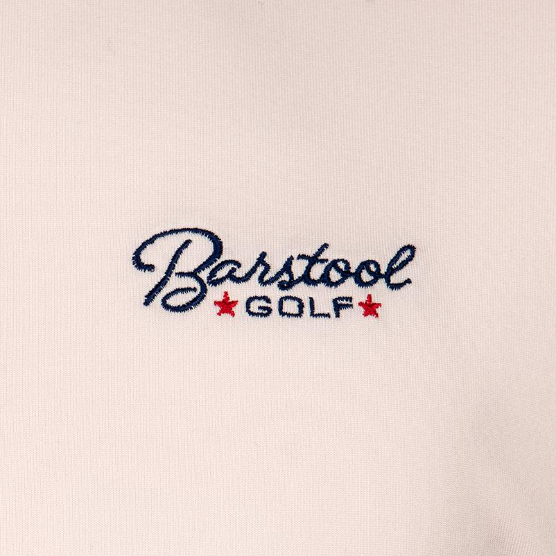 "Rhoback x Barstool Golf ""The Date Night"" Polo"