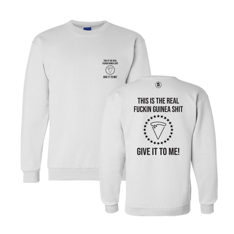 Give It To Me Crewneck Sweatshirt