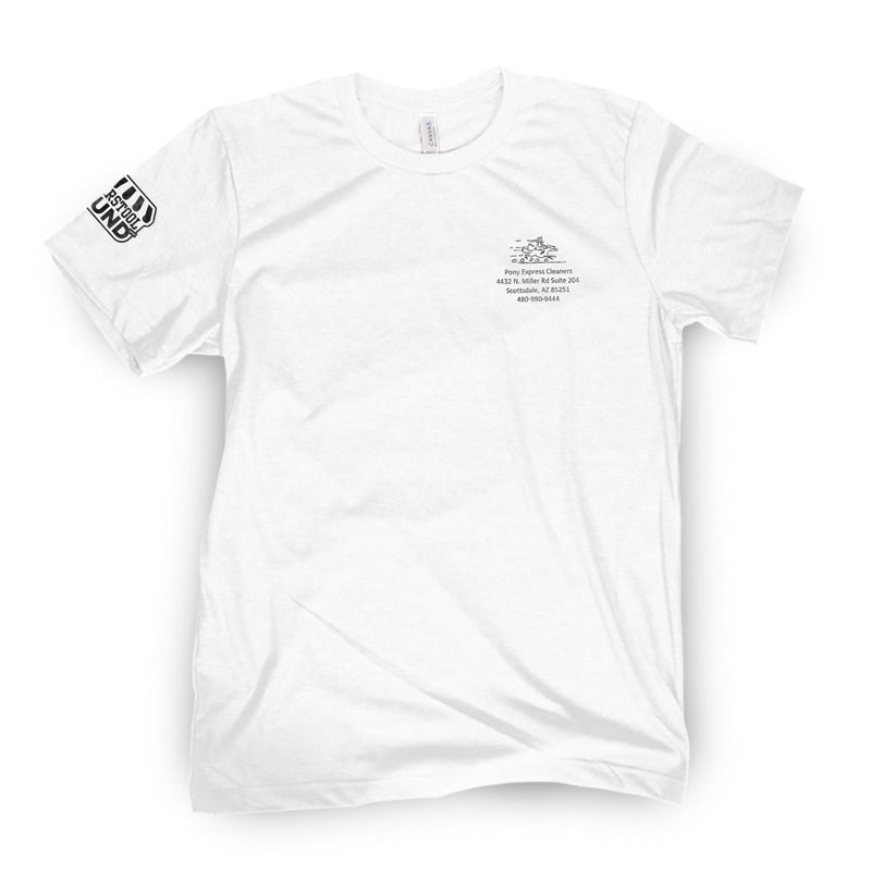 Pony Express Cleaners Tee
