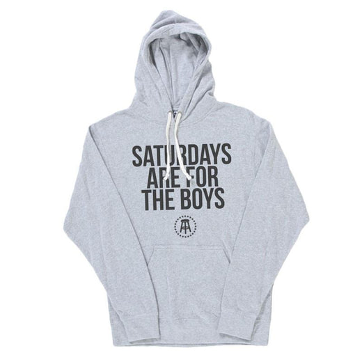 df796ec38 Saturdays Are for the Boys 2 Hoodie