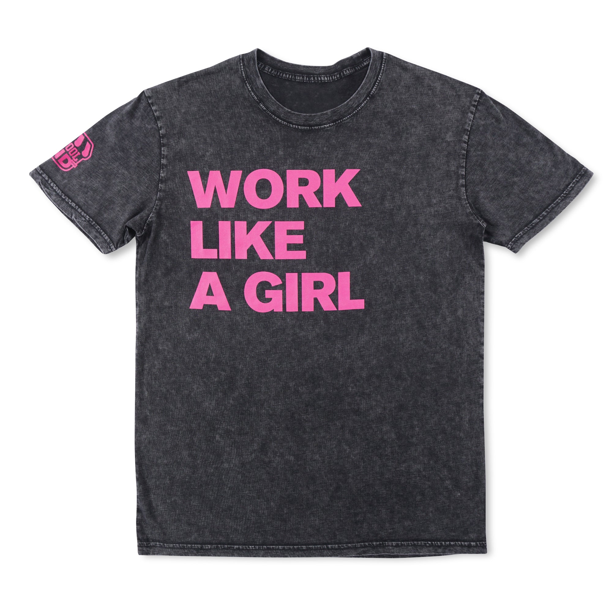 Work Like a Girl Tee