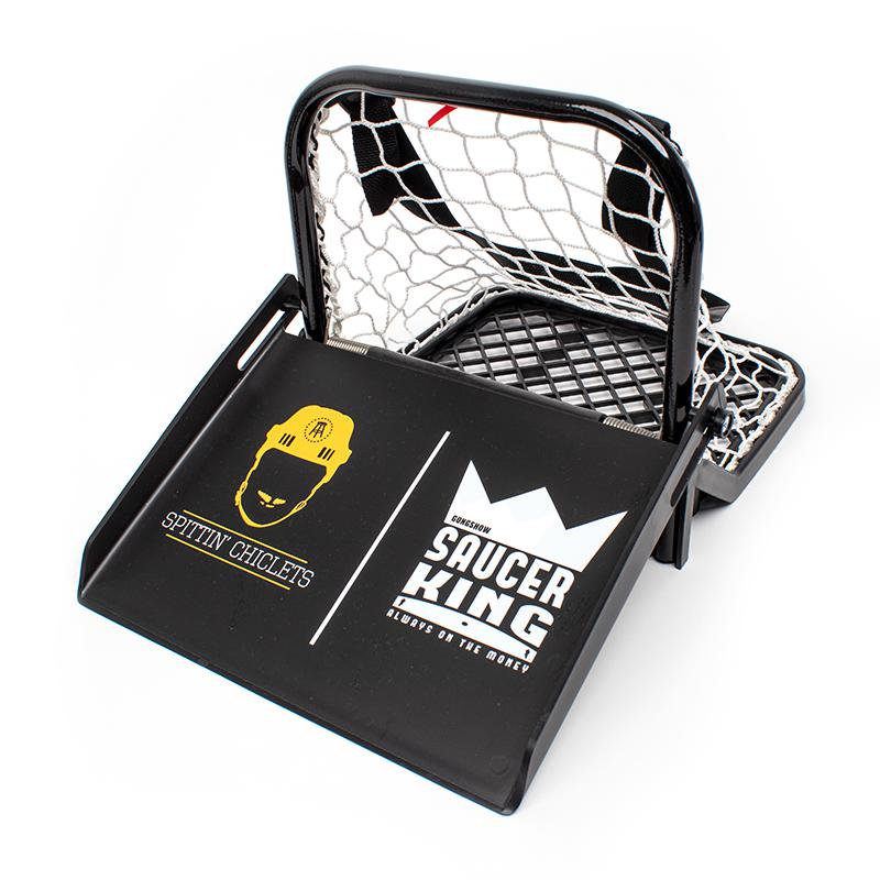 The Official Saucer King x Spittin' Chiclets Game Set
