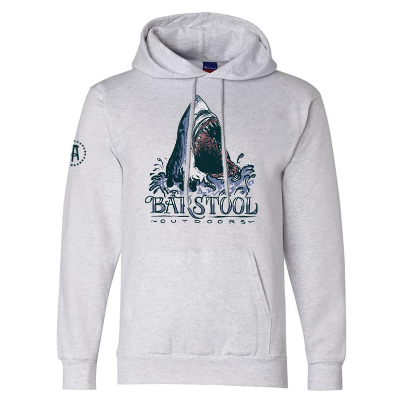 Barstool Outdoors Great White Hoodie