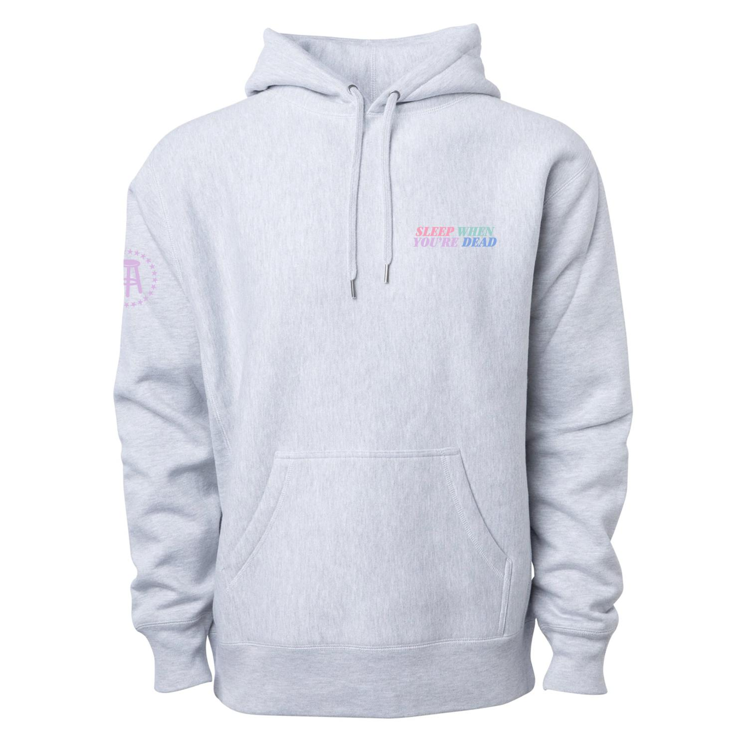 Sleep When You're Dead Hoodie