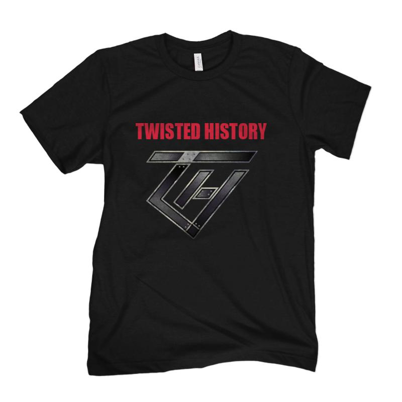 Twisted History Tee