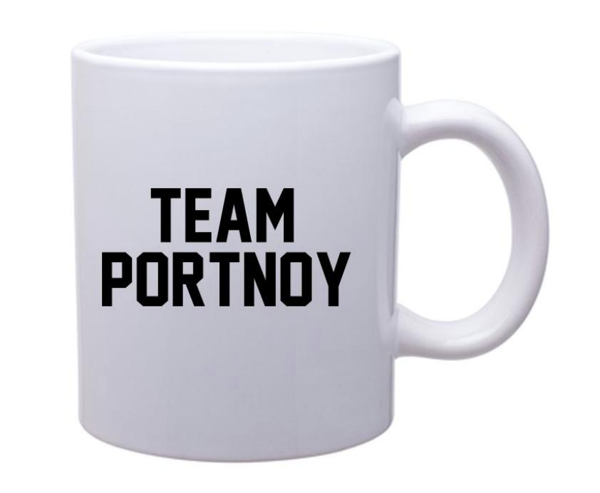 Team Portnoy Coffee Mug