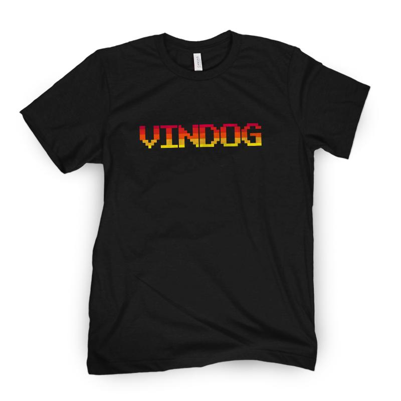 Vindog Retro Tee
