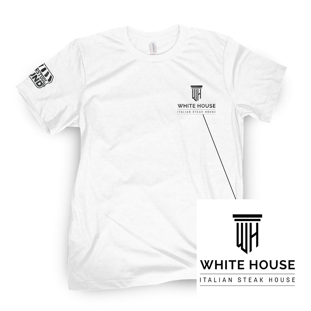 White House Italian Steak House Tee