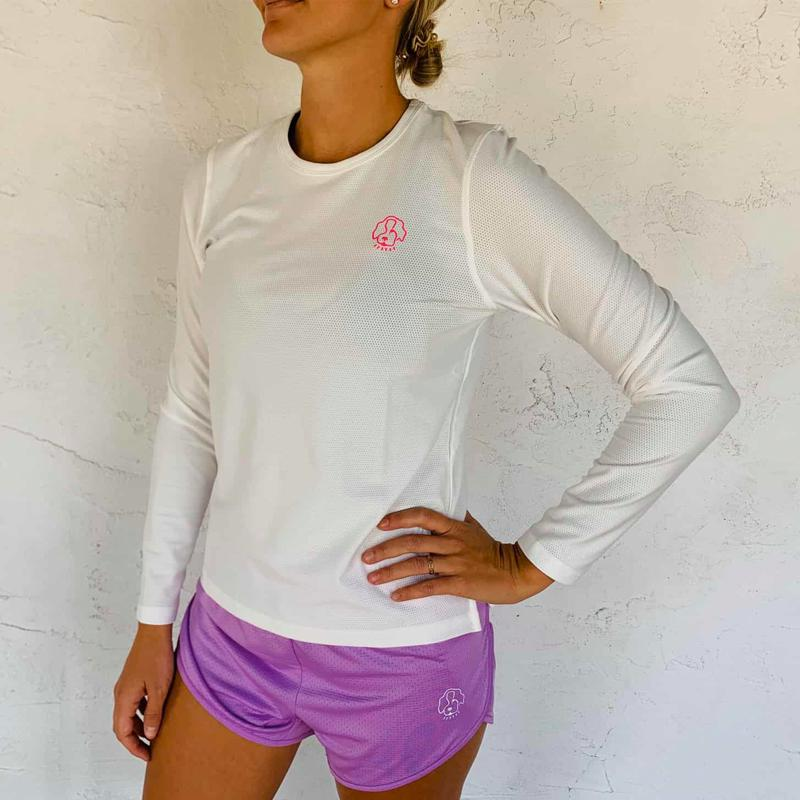 NRC Ladies Long Sleeve Running Tee