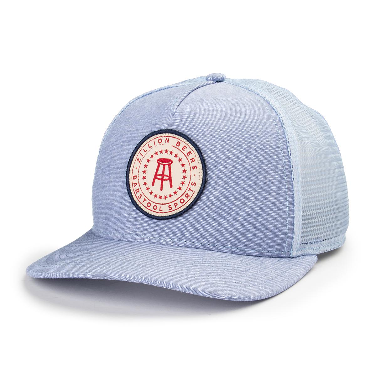Zillion Beers Mesh Patch Hat