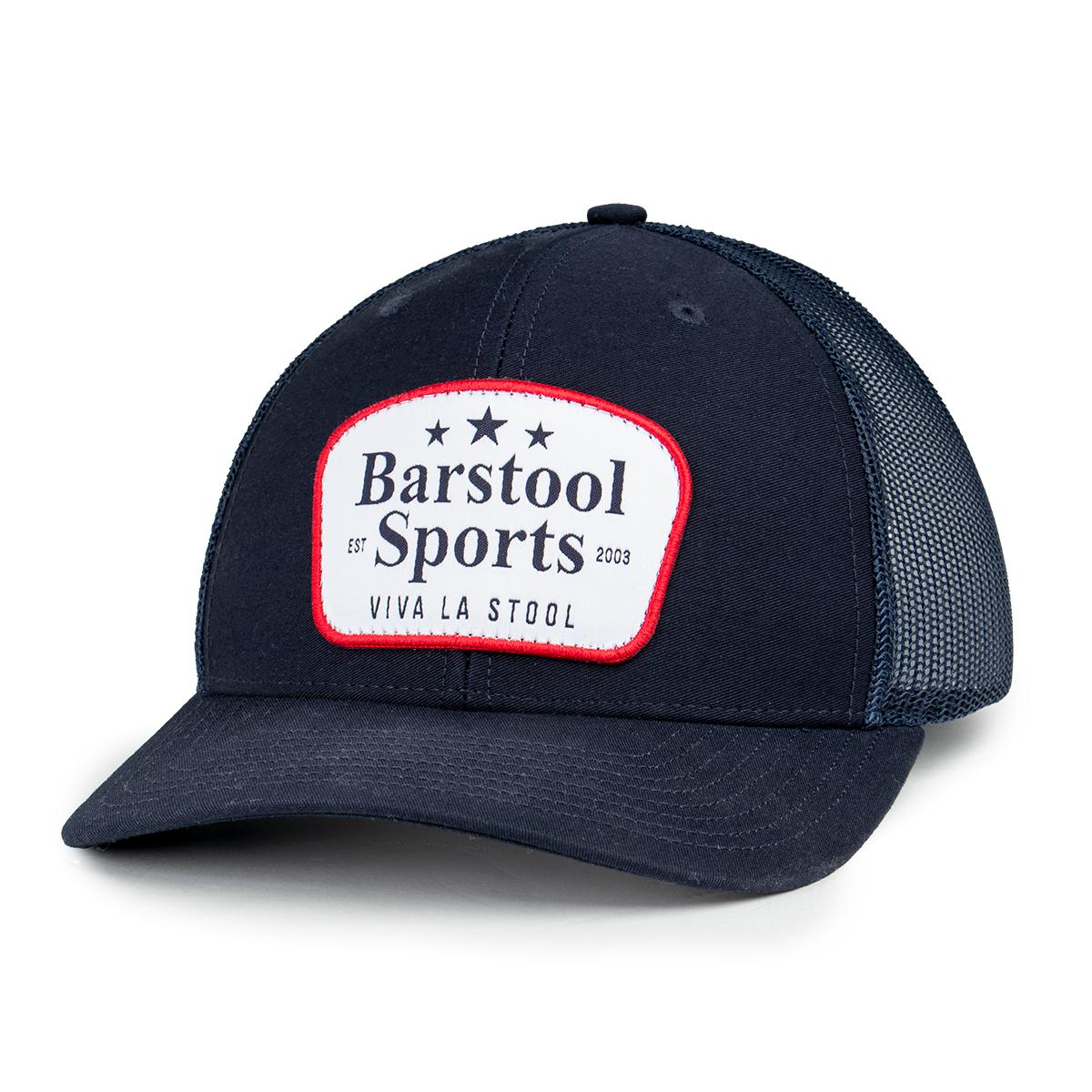 Barstool Sports Richardson Trucker Hat