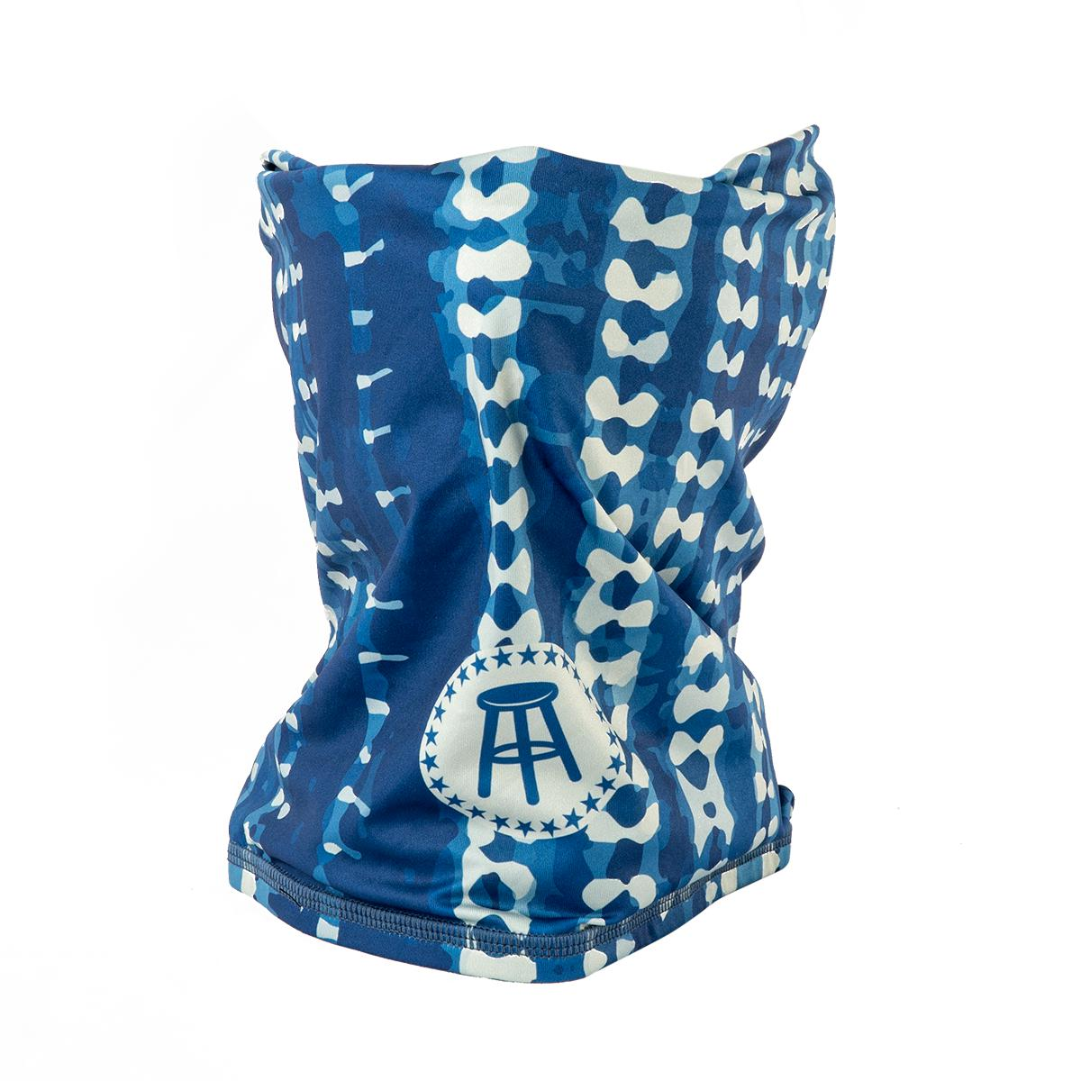Barstool Sports Indigo Face Cover/Neck Gaiter w/ UV Protection