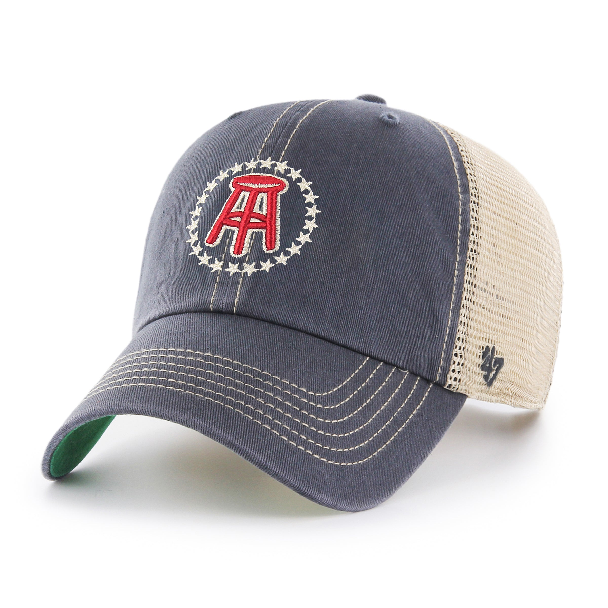 47 Brand Mesh Back Hat – Barstool Sports 033bf0ffa31