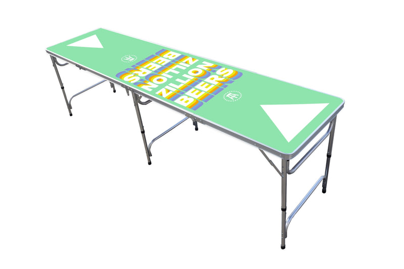 Zillion Beers Beer Pong Table