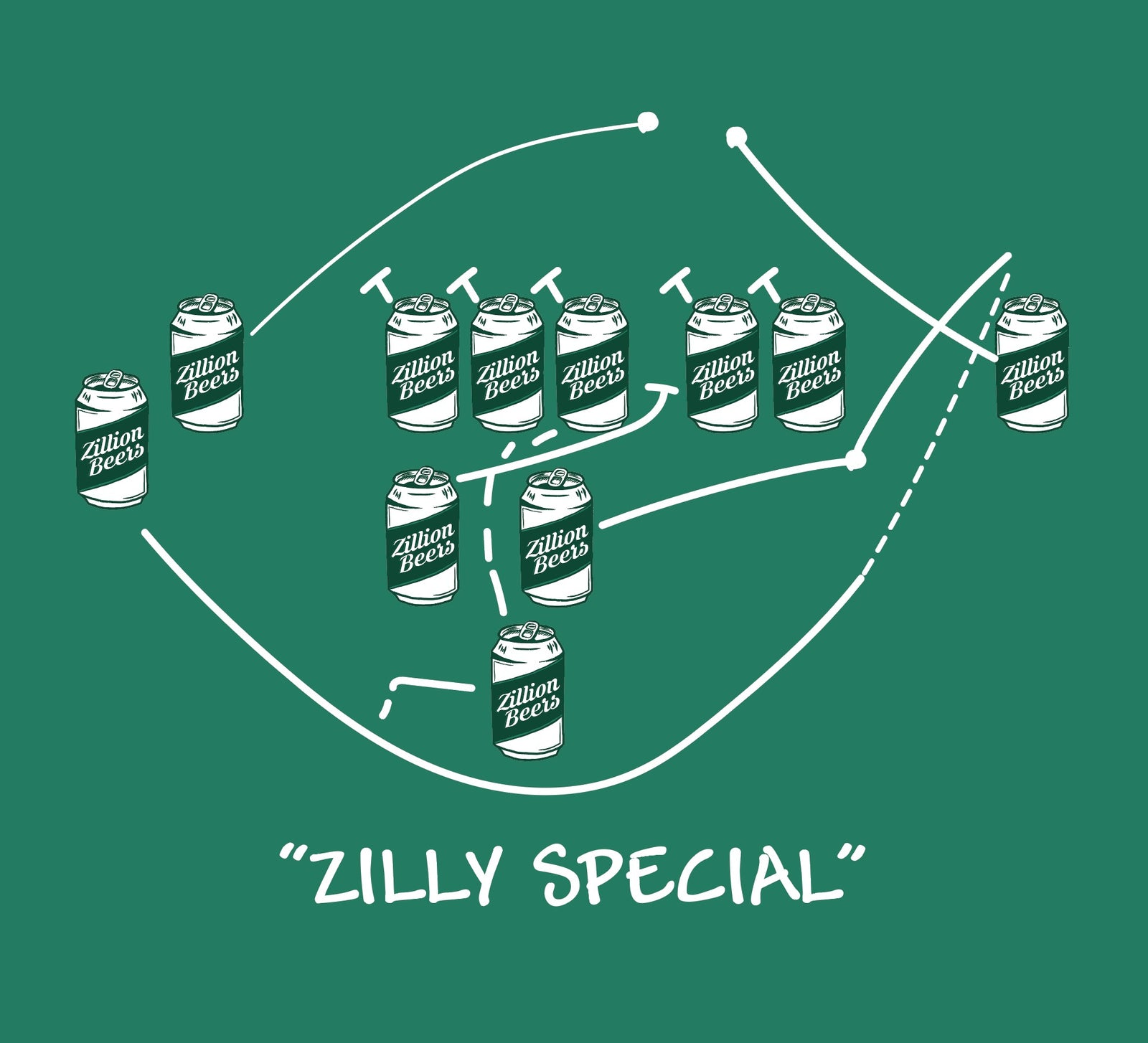 Zilly Special Tee