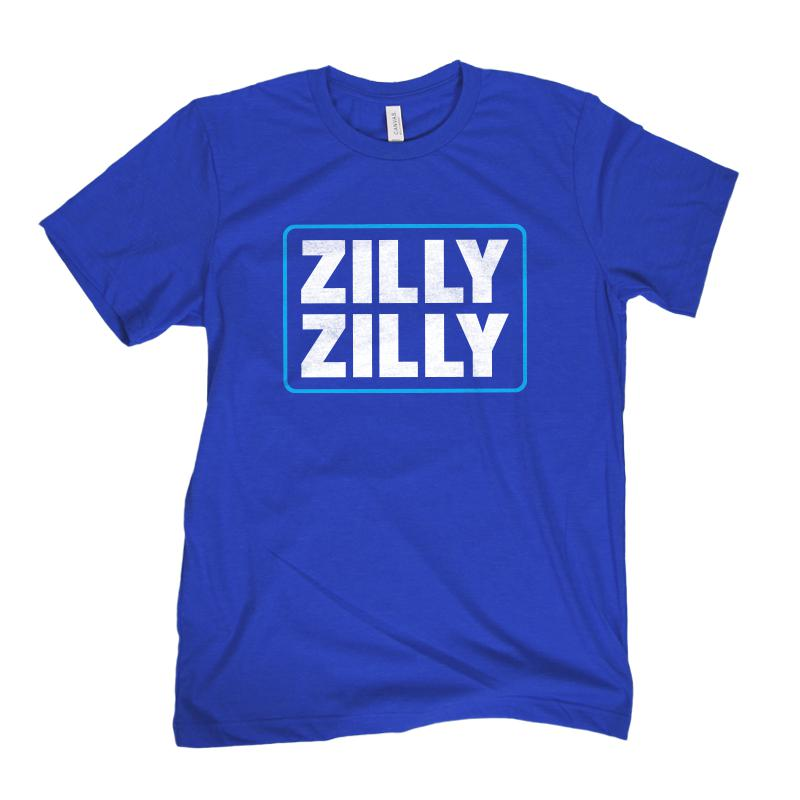 Zillion Beers Zilly Zilly Tee