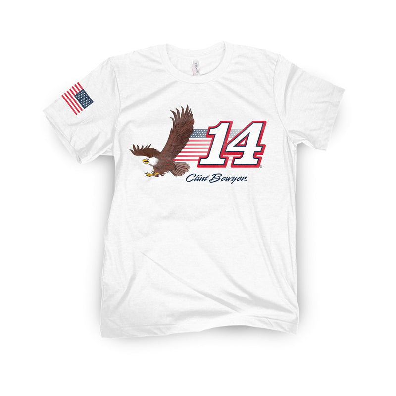 Clint Bowyer Eagle Tee