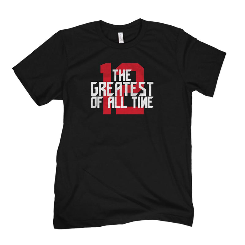 The Greatest of All Time 12 Tee