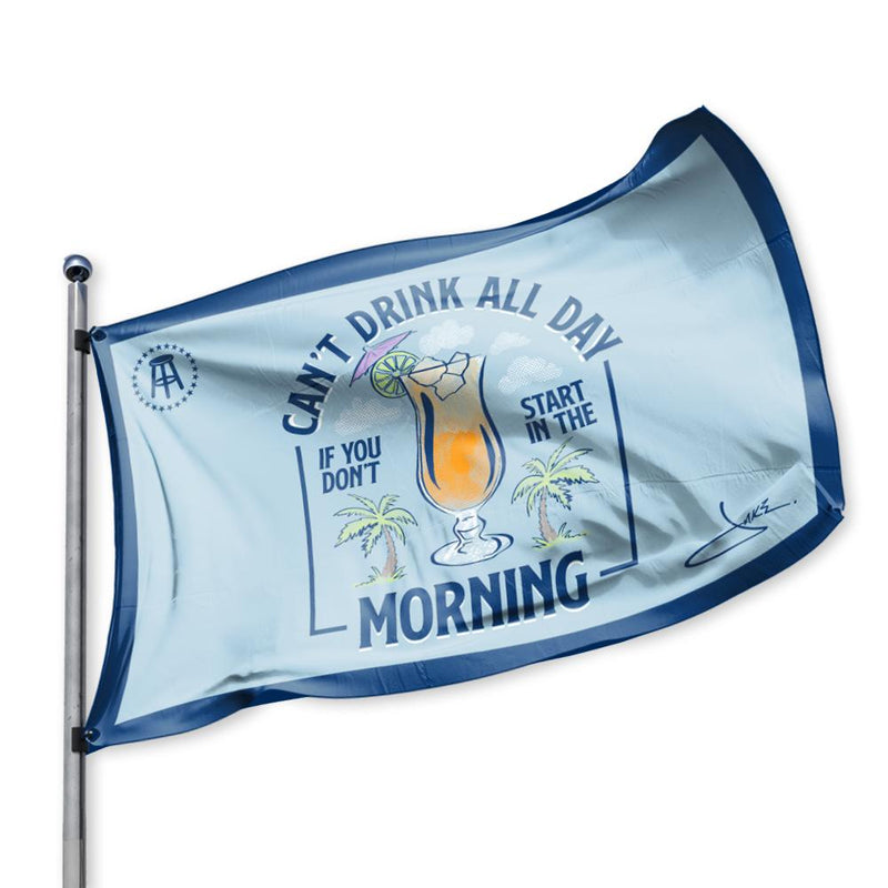 Morning Flag