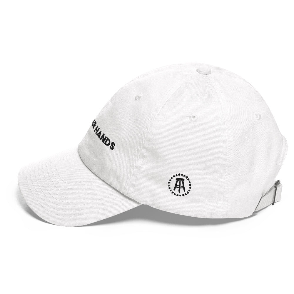 Wash Your Hands Dad Hat