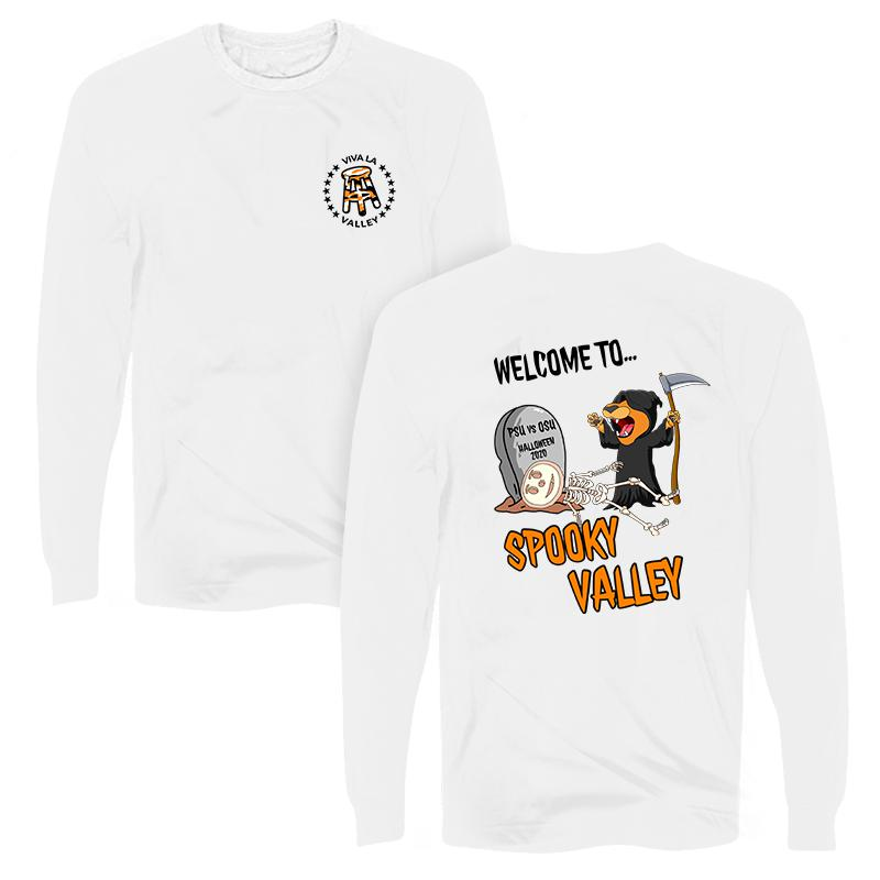 Spooky Valley Long Sleeve Tee