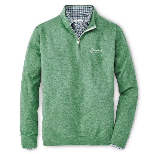 Peter Millar x Barstool Golf Crown Comfort Interlock II Quarter Zip