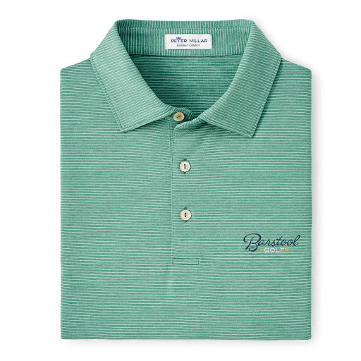 Peter Millar x Barstool Golf Halford Performance Polo