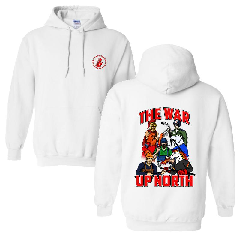 The War Up North Hoodie