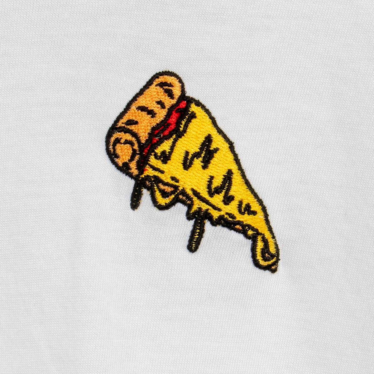 One Bite Pizza Cropped Tee