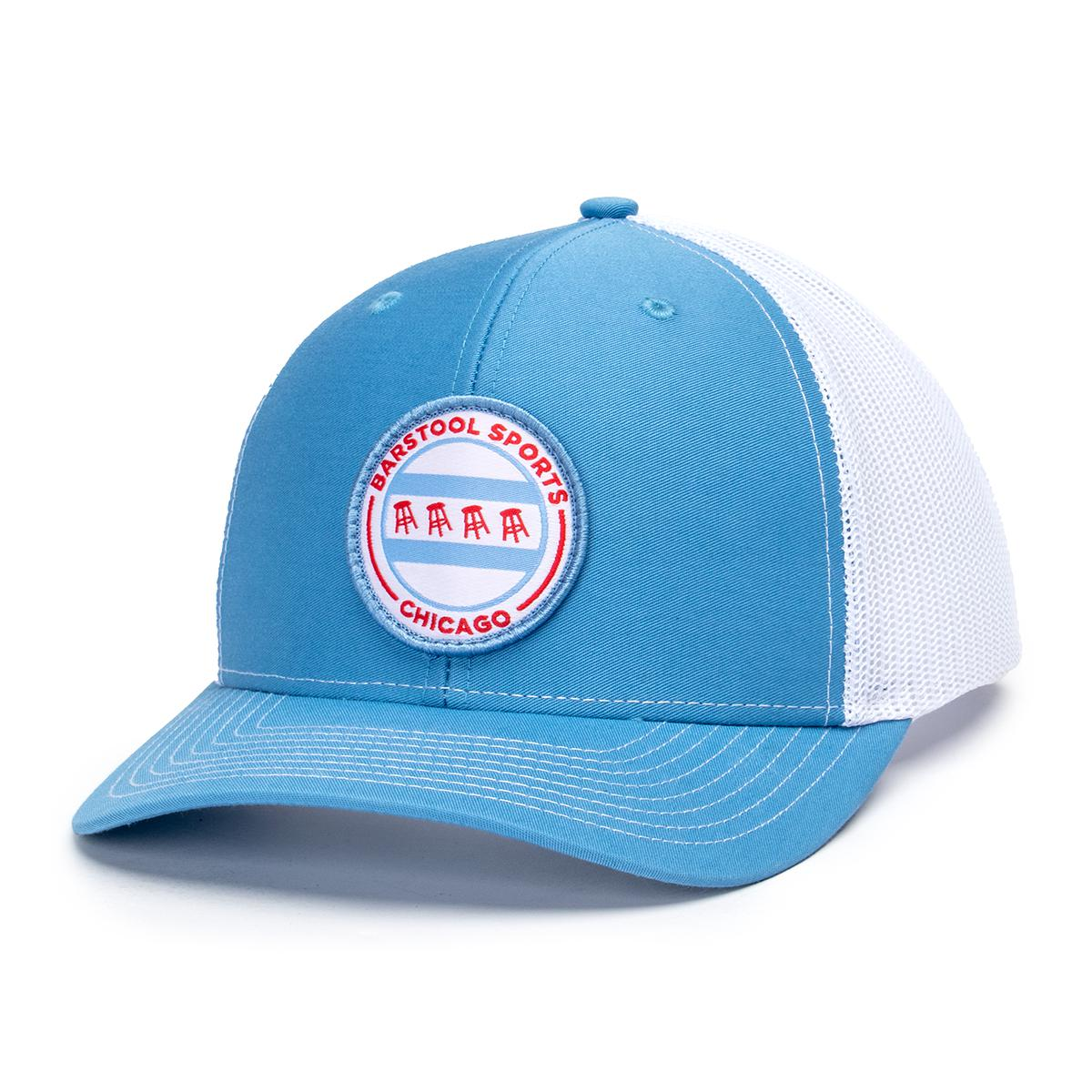 Barstool Sports CHI Patch Hat
