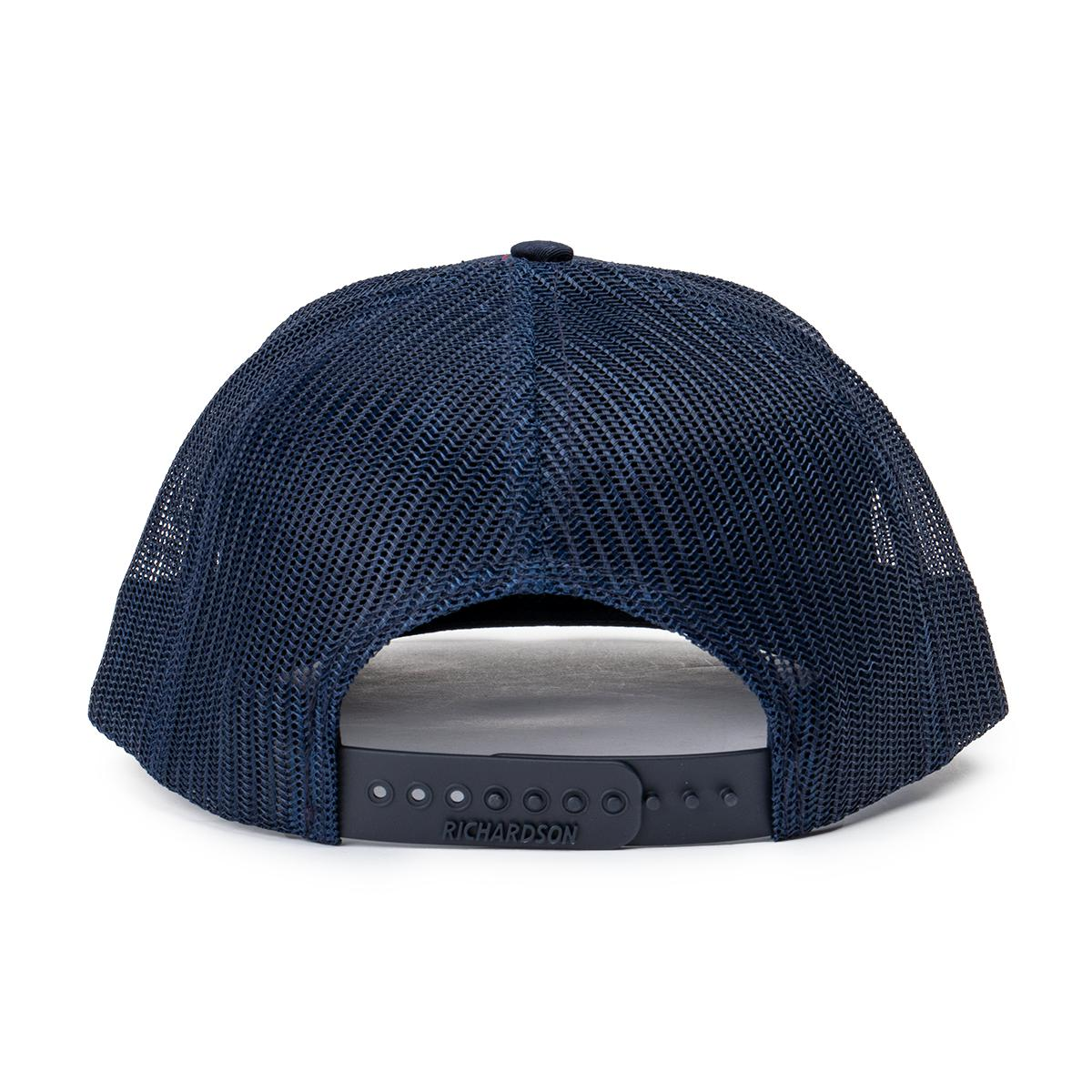 Barstool Sports Mesh Patch Hat (Navy)