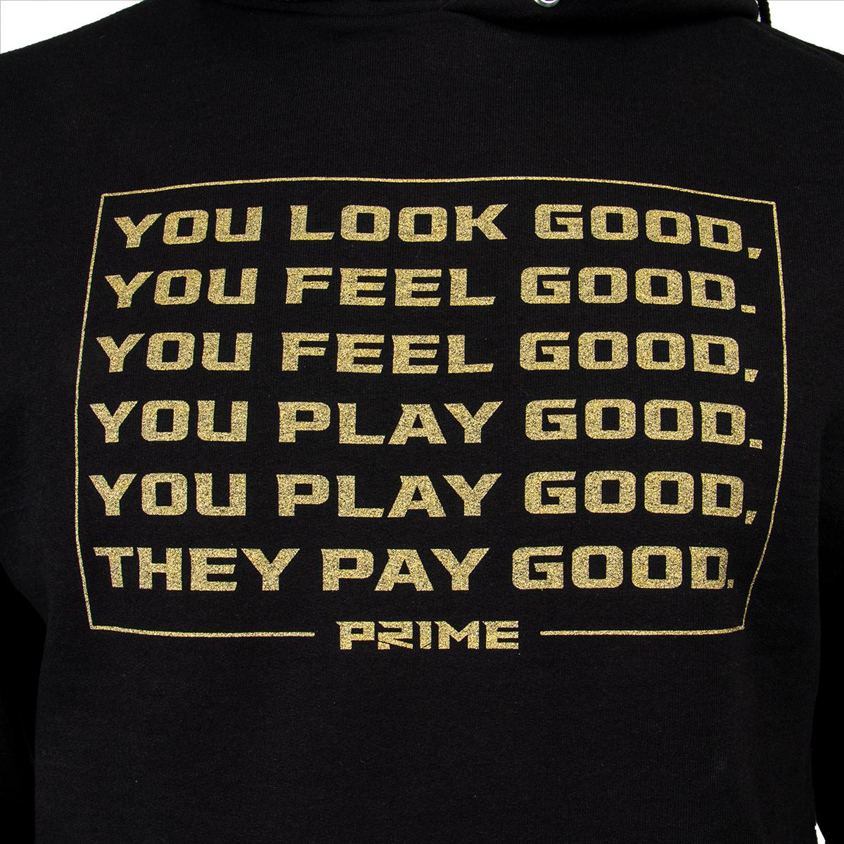 They Pay Good Hoodie