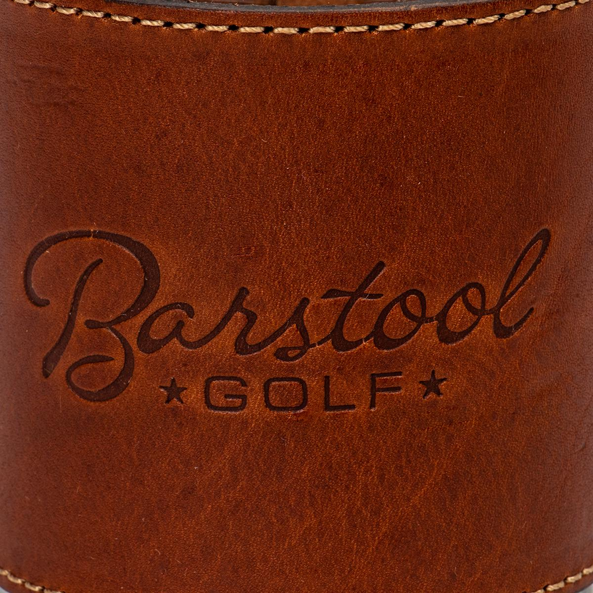 Clayton & Crume x Barstool Golf Rocks Glass 2 Pack