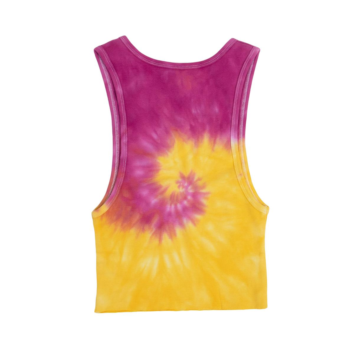 Call Her Daddy Tie Dye Cropped Tank
