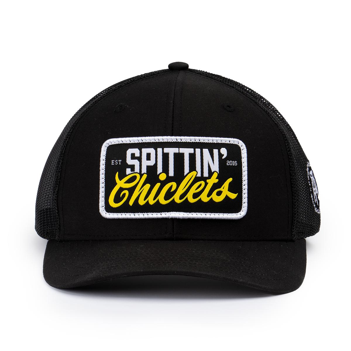 Spittin Chiclets Patch Trucker Hat II