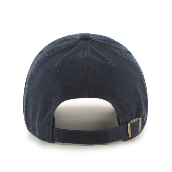 Navy Stool / Star 47 Brand Hat (Fabric Closure)